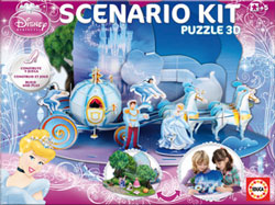 15121 SCENARIO KIT CENICIENTA