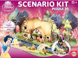15124 SCENARIO KIT BLANCANIEVES