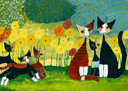 PUZZLE HEYE 29132 ALL TOGETHER ROSINA WACHTMEISTER 4001689291327
