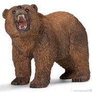 ANIMALES SCHLEICH 14685 OSO GRIZZLY